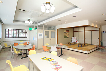 作業療法リハビリ室
